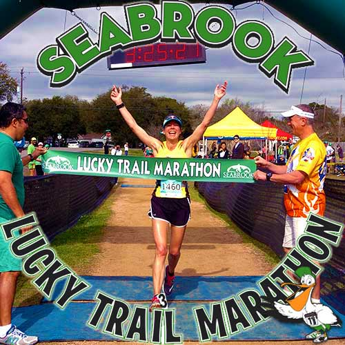 Seabrook Lucky Trail Marathon